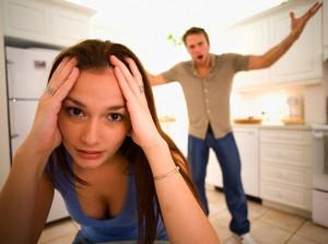 Что делать, если муж на меня кричит