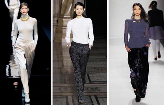 Женские брюки: мифы и реальность
