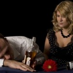 Как не следует вести себя жене алкоголика