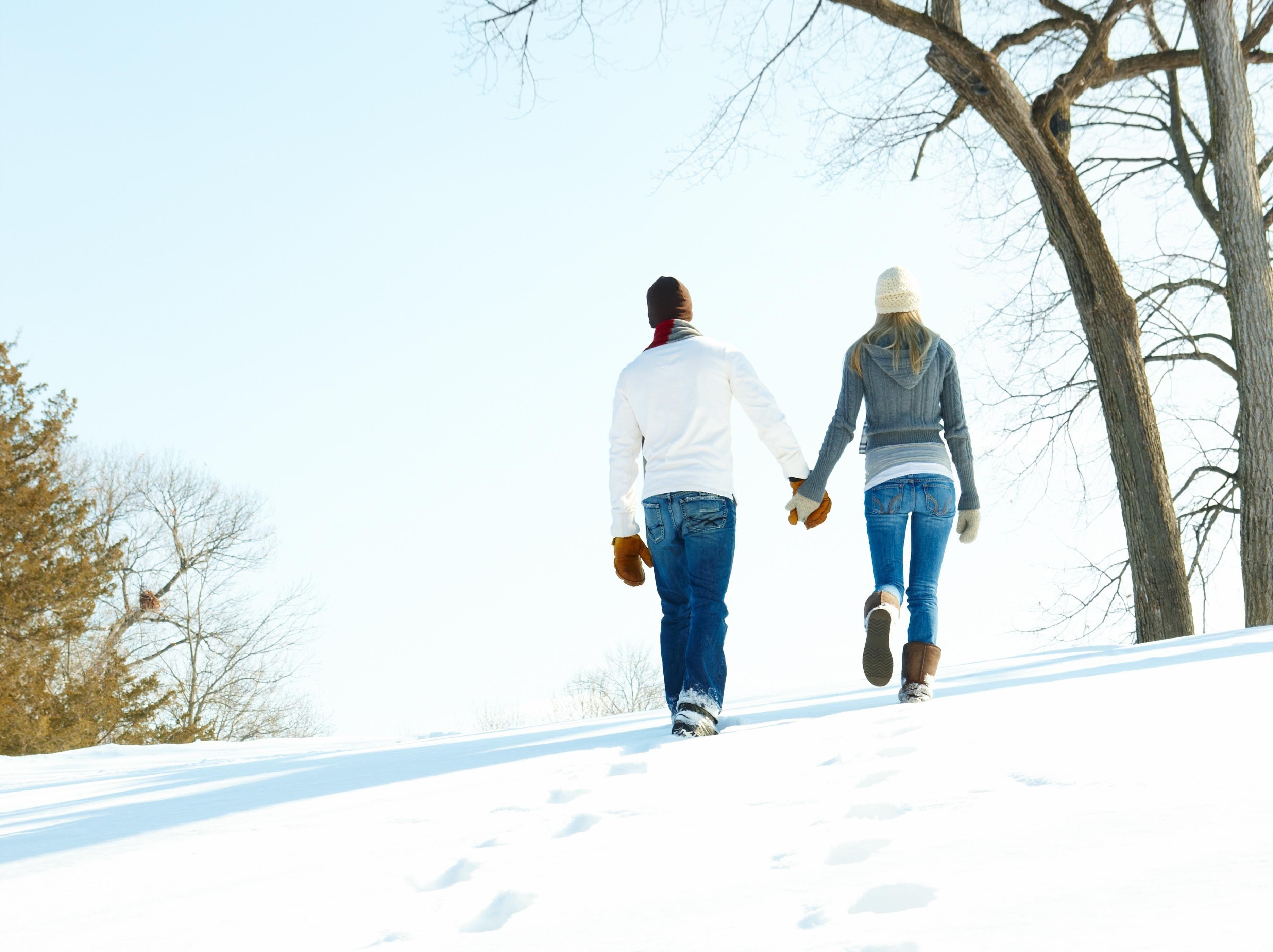 Зима романтика фото 5