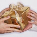 Язык любви №3: Подарки