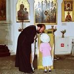 Как найти духовника для ребенка