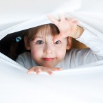 Непонятные страхи у ребёнка