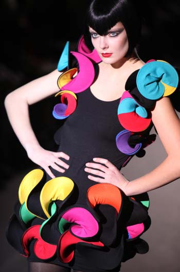 Авангард - стиль на грани моды, для самых смелых дам! | Матроны.RU