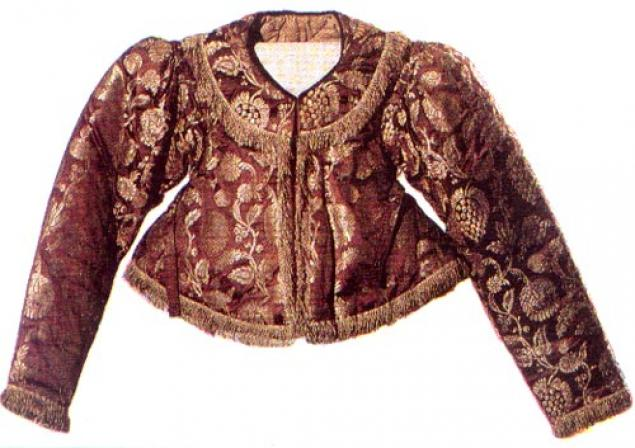 давным давно одежда в старинку