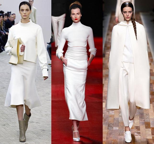 Теплые осенние тренды – модный обзор