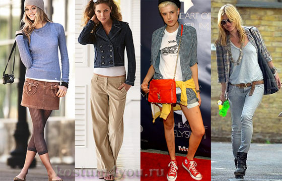Одежда Кэжуал Для Женщин