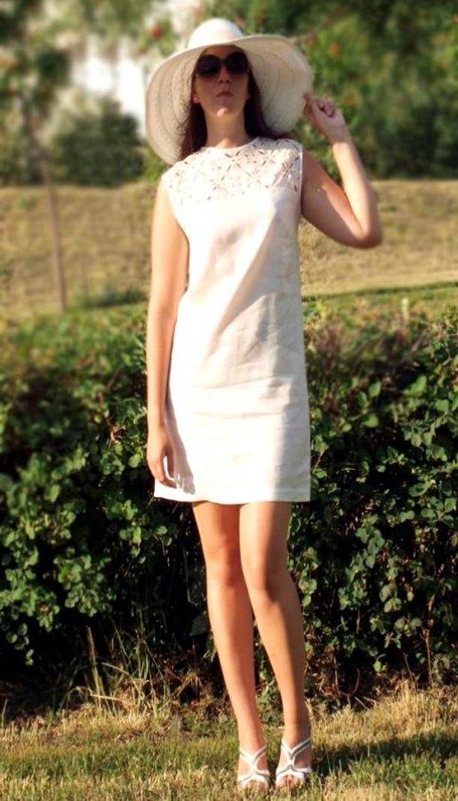 sezonmoda.ru - Платье льняное