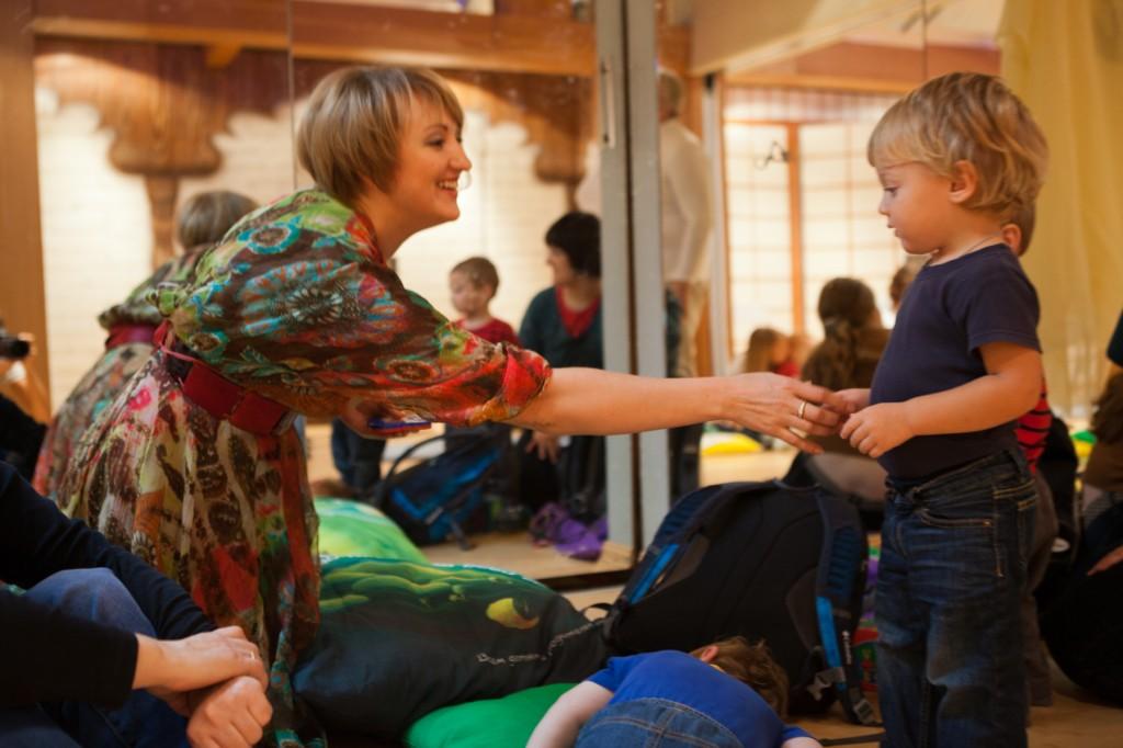 Наталья Фаустова: Колыбельная - это материнское благословение