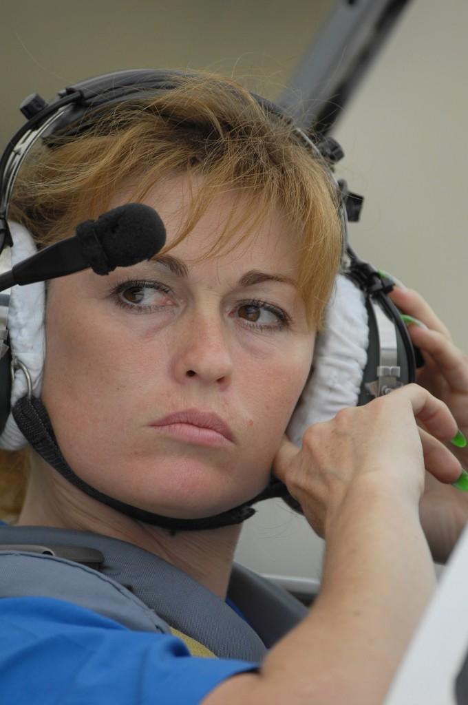 Светлана Капанина: Небо нельзя покорить