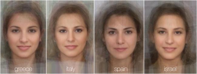 Стандарты женской красоты