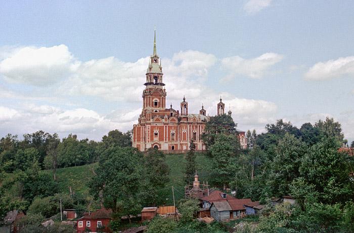 Субботнее путешествие: Можайск - город святителя Николая и преподобного Ферапонта
