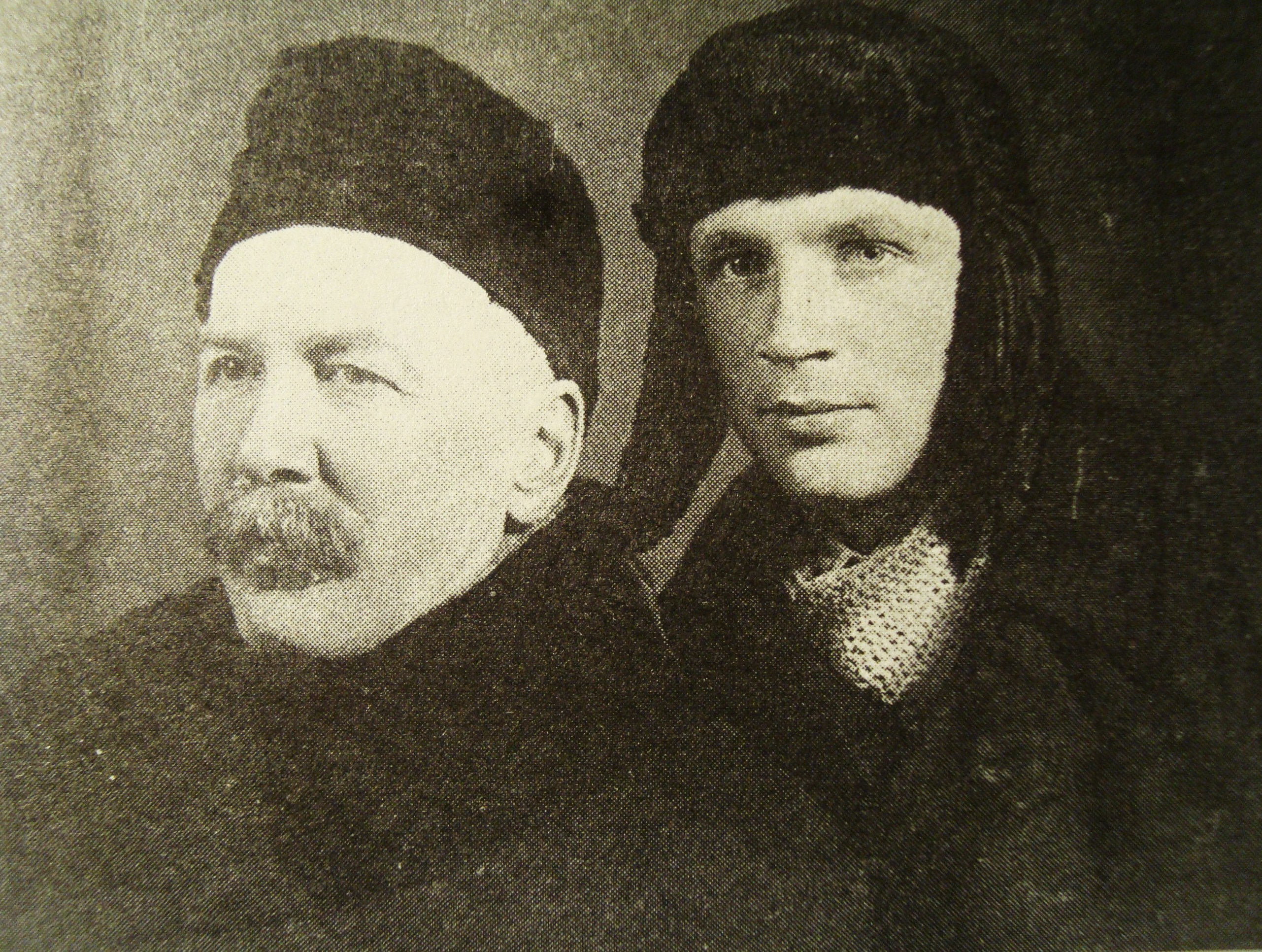 Принадлежащая людям: Ольга Вышеславцева