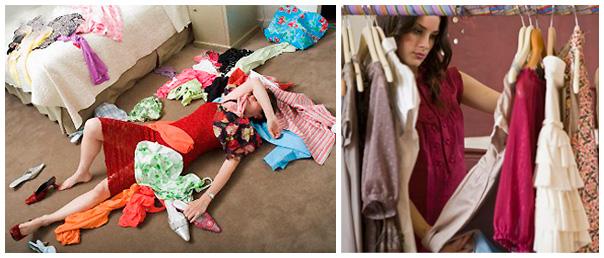 девушки одеваются на работу утром видео