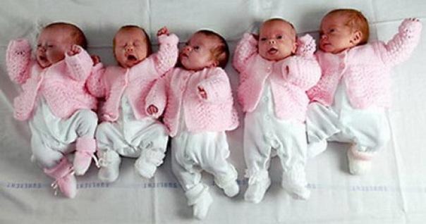 Сколько женщина может родить детей